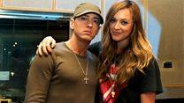 Live Lounge: Eminem