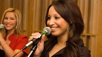 Live Lounge: Sugababes