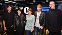 Live Lounge: The xx