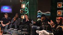 BBC Introducing Masterclass: 2013