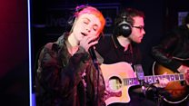Live Lounge: Paramore