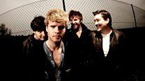 Live Lounge: Kodaline
