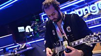 Live Lounge: Crystal Fighters