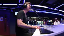 Robin Thicke Live Lounge