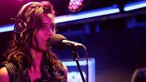 Live Lounge: AlunaGeorge