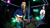 Live Lounge: Rizzle Kicks