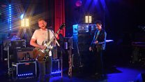 Live Lounge: Kings of Leon