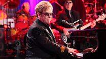 Elton John Radio 2 In Concert