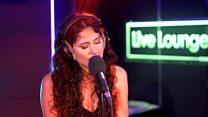 Live Lounge: Eliza Doolittle