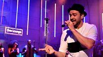 Live Lounge: Justin Timberlake