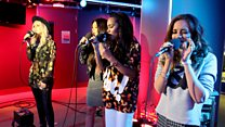 Live Lounge: Little Mix
