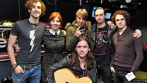 Live Lounge: Heaven's Basement