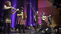 The Outside Track BBC Radio Scotland Sessions