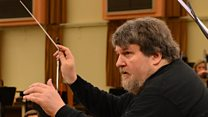 Be in the Audience: Knussen conducts Henze