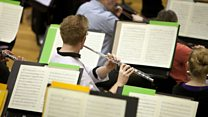 BBC Hoddinott Hall 2013-14: Sunday Lunch Chamber Music Series - Players from BBC NOW