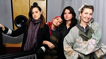 Zane Lowe Sessions: Warpaint