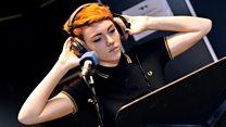 Live Lounge: Chloe Howl