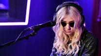 Live Lounge The Pretty Reckless