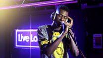 Live Lounge: Mista Silva
