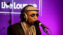 Live Lounge: Aloe Blacc