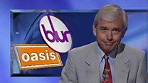 Blur vs Oasis Chart Battle