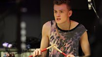 Live Lounge: The Vamps