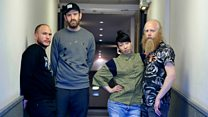 Zane Lowe Sessions: Little Dragon