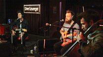 Live Lounge: Twin Atlantic