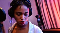 FKA twigs Zane Lowe Sessions