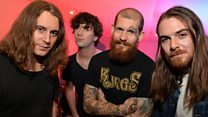 Zane Lowe Sessions: Pulled Apart By Horses
