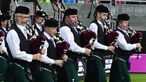 World Pipe Band Championships: 2014
