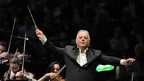 Proms 2014: Prom 46: Daniel Barenboim and the West–Eastern Divan Orchestra