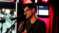 Live Lounge: The Script