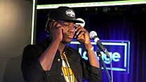 Live Lounge: Jacob Banks