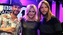 Live Lounge: Maroon 5