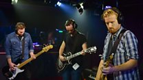 Live Lounge: Lonely The Brave