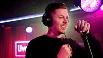Live Lounge: Professor Green