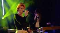 La Roux 6 Music Live at Maida Vale