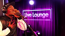 Live Lounge: Fuse ODG