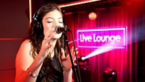 Live Lounge: Lorde