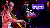 Live Lounge: Clean Bandit