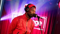 Live Lounge: Wretch 32
