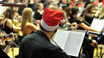 BBC Philharmonic Studio Concerts: A Northern Christmas on Radio Manchester