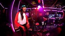 Live Lounge: Little Simz
