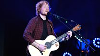 Ed Sheeran Radio 2 In Concert