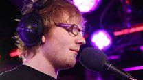 Live Lounge: Ed Sheeran