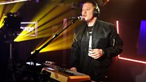 Live Lounge: Jungle