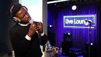 Live Lounge: Kwabs