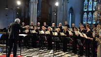 Be in the Audience: Polychoral Music
