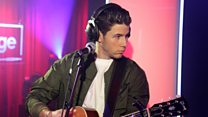 Live Lounge: Nick Jonas